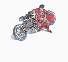 Akira by Katsuhiro Otomo Watercolor Tribute to Kaneda Men's Baseball ¾ T-Shirt