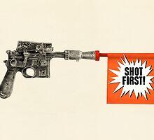 Shot First by Eric Fan