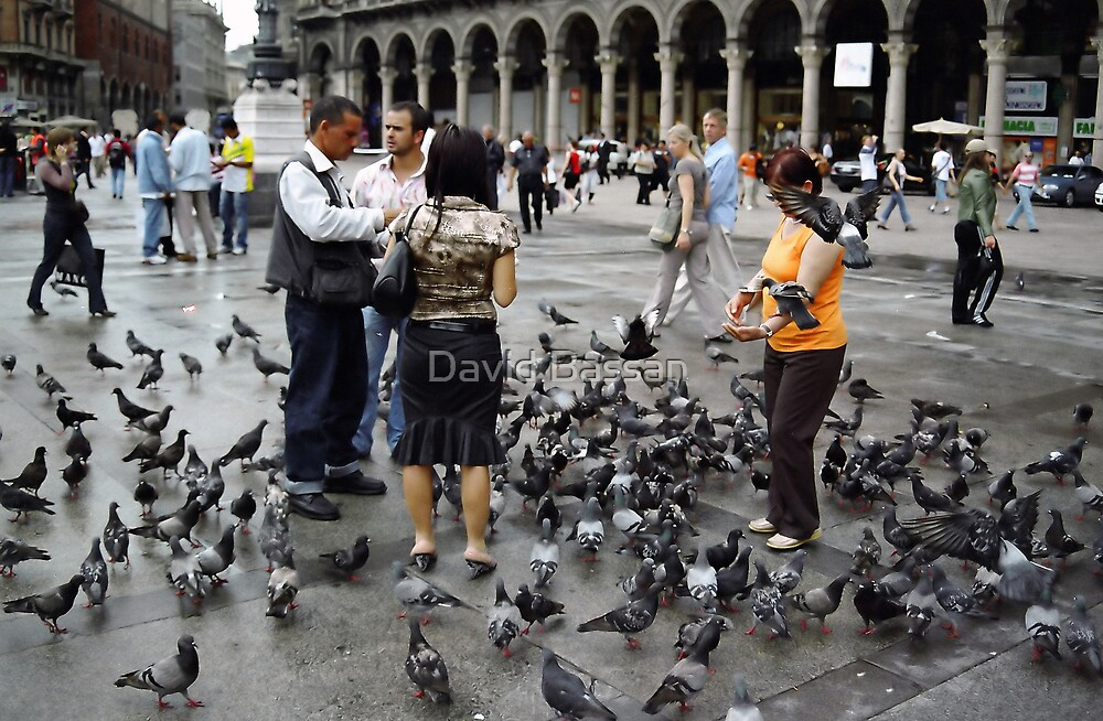 Piazza del Duomo by franchetti