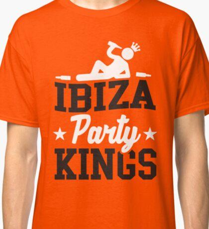 Ibiza Party Kings Classic T-Shirt