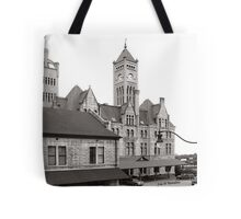 Union Station Nashville Tennessee USA Tote Bag