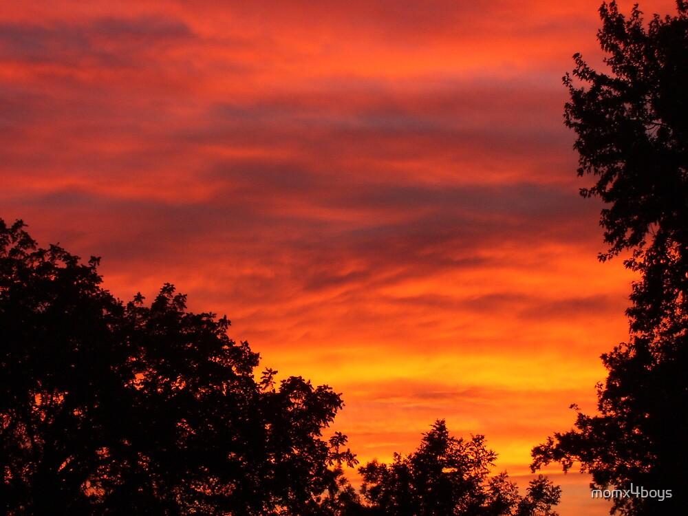 Oklahoma Sunset by momx4boys
