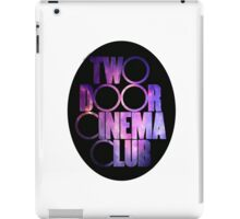 Two Door Cinema Club Galaxy iPad Case/Skin