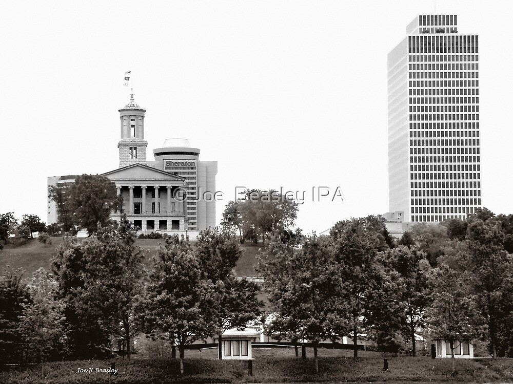 Tennessee State Captiol-Nashville by © Joe  Beasley IPA