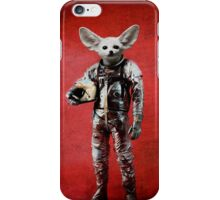 Space is calling iPhone Case/Skin