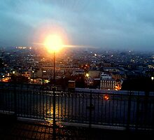 Paris by night by Rebs O