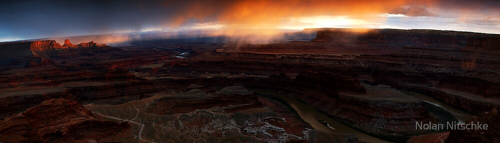 Dead Horse Point by Nolan Nitschke
