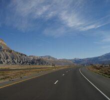 Desert Highway by claidissa