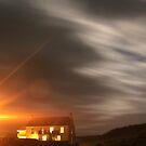 Beach house by David Elliott
