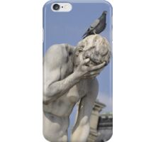 birds on heads part 2 iPhone Case/Skin