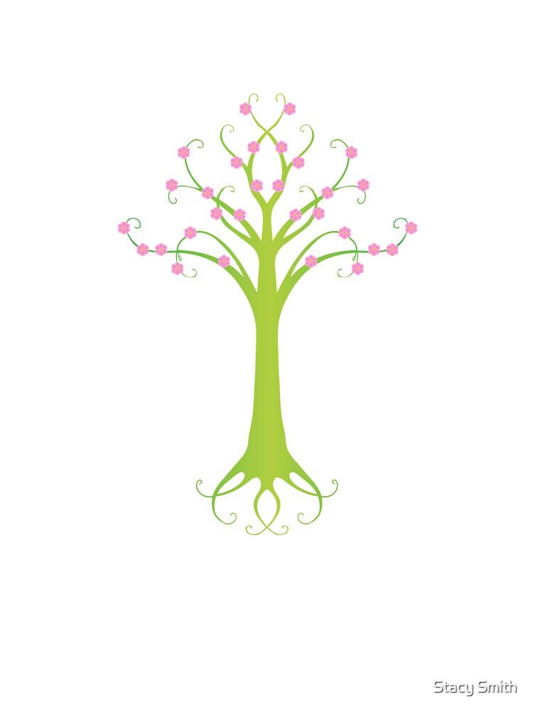 Spring Tree by foxgloves