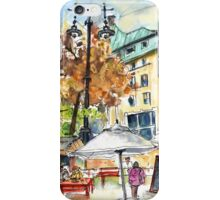 Budapest Town 04 iPhone Case/Skin