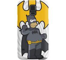 bat-homer: the Simpsons superheroes Samsung Galaxy Case/Skin