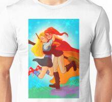 Ginny and Luna hug Unisex T-Shirt