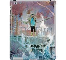 Capitaine Haddock iPad Case/Skin