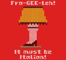 Fra-Gee-Leh! Christmas Story Ugly Sweater T-Shirt