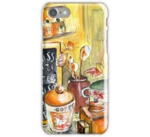 Daily Shopping In Budapest iPhone Case/Skin