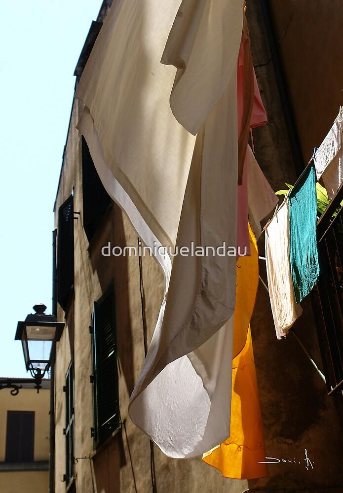 vicolo del tesoro by dominiquelandau