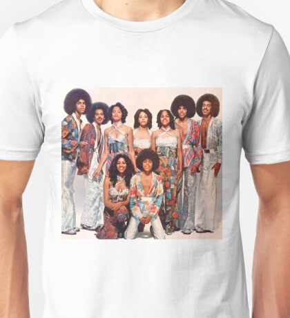 THE SYLVERS: BOOGIE FEVER Unisex T-Shirt