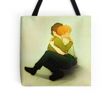 moony and padfoot Tote Bag