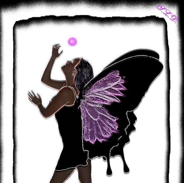 Dark Fairy by MorbidPuppet