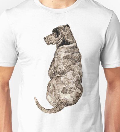 Mans Best Friend Unisex T-Shirt