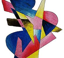 Abstraction by Rachael Burriss