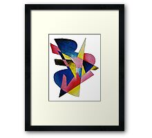 Abstraction Framed Print