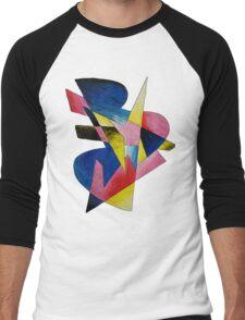 Abstraction Men's Baseball ¾ T-Shirt