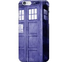 Blue Box Hoodie / T-shirt iPhone Case/Skin