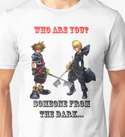 Sora&Roxas Unisex T-Shirt