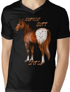 Big Appy Mens V-Neck T-Shirt
