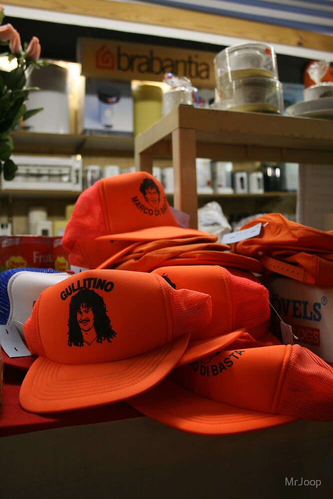 Hats off, to the Orange Group by MrJoop