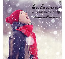 Have A Very Moxie Christmas Photographic Print