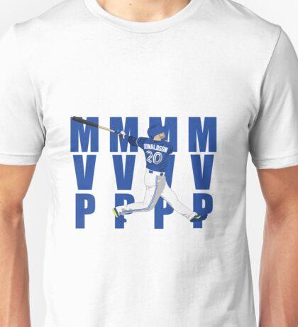 Josh Donaldson Swing Art Unisex T-Shirt