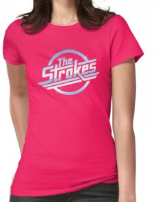 The Strokes Womens Fitted T-Shirt