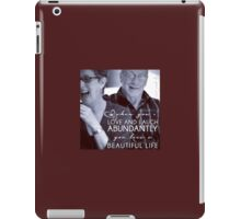 Abundant Life... with Amy Ferris and iKen iPad Case/Skin