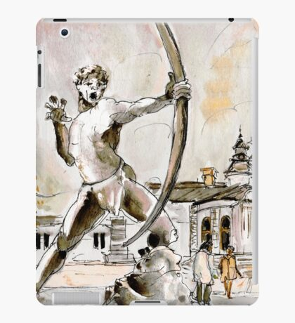 The Archer From Budapest iPad Case/Skin