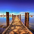 Nungurner Jetty by Tracie Louise