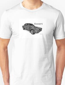 Ford Escort Mexico T-Shirt