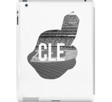Cleveland ohio iPad Case/Skin