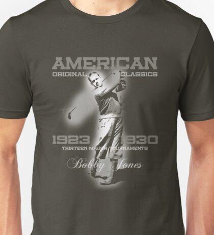 bobby jones Unisex T-Shirt