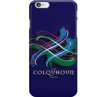 Colquhoun Tartan Twist iPhone Case/Skin