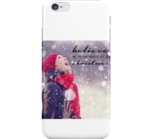Have A Very Moxie Christmas iPhone Case/Skin