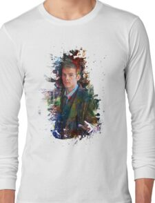 I'm a Doctor Tee Dr. Who Hoodie / T-shirt Long Sleeve T-Shirt