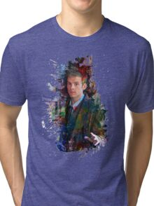 I'm a Doctor Tee Dr. Who Hoodie / T-shirt Tri-blend T-Shirt