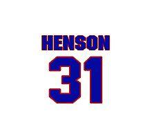 Basketball player John Henson jersey 31 Photographic Print