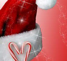 Sweet Santa by Maria Dryfhout