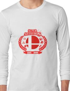 Smash Bros Long Sleeve T-Shirt