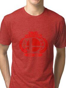 Smash Bros Tri-blend T-Shirt